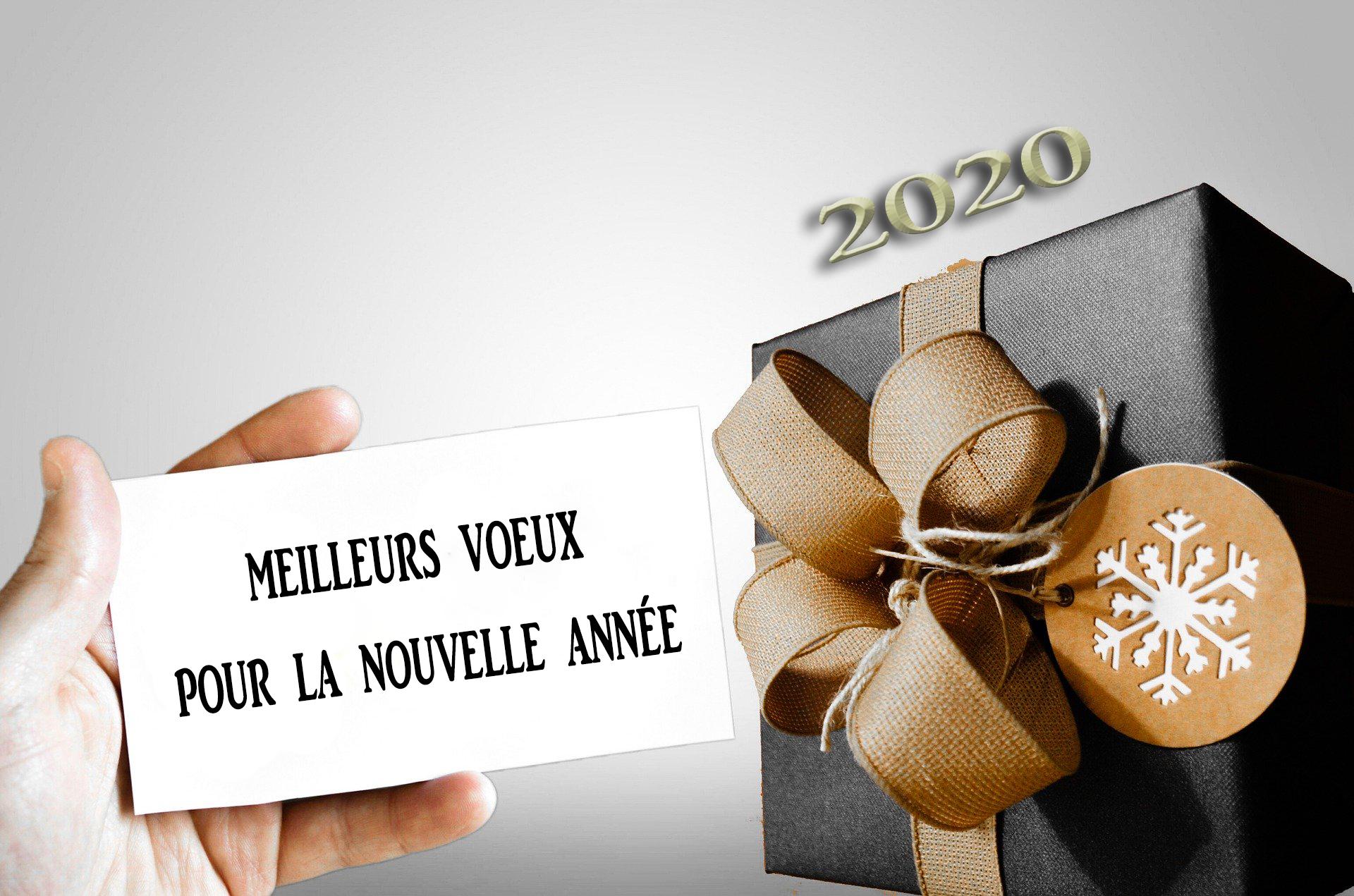 Bonne année avec Olivier et Victoria Bijouterie