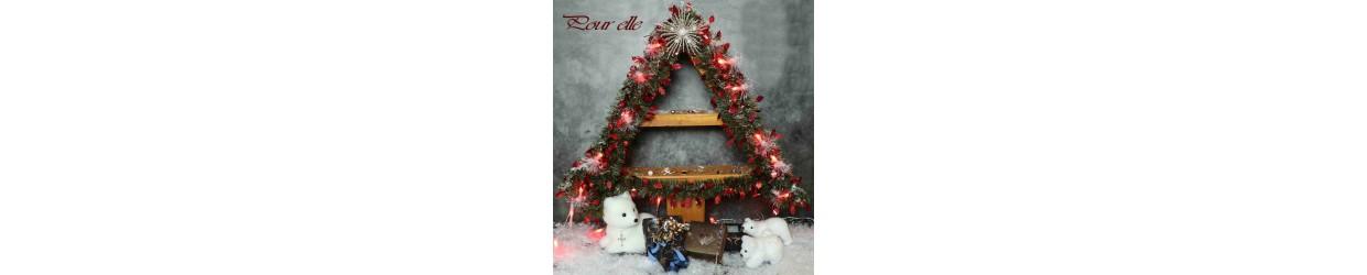 La sélection Olivier Victoria pour les cadeaux bijoux de Madame à Noel