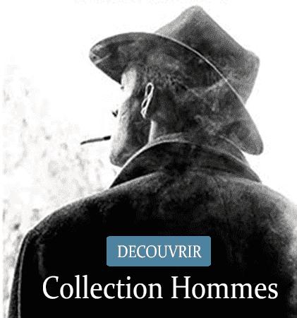 La collection bijoux Hommes